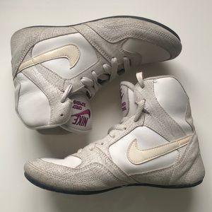 Vintage Rare Nike Greco Supreme wrestling shoe